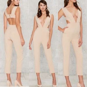 NWT Lioness Nasty Gal Lady in the Streets Jumpsuit
